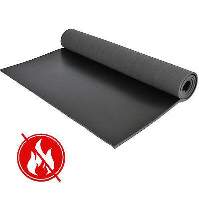 Schalldämmschaum Akustik Schaumstoff Dämmung Nicht Brennbar Schallschutz 1cm