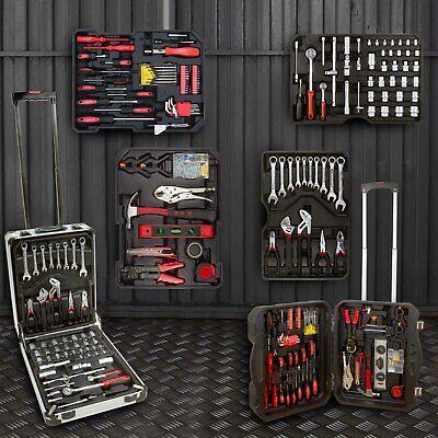 Werkzeugkoffer Werkzeug Werkzeugset Steckschlüssel Schraubendreher CV-Qualität