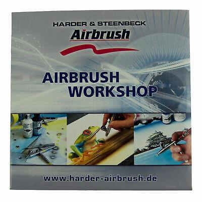 DVD Airbrush Workshop - Harder & Steenbeck - Airbrush Dvd