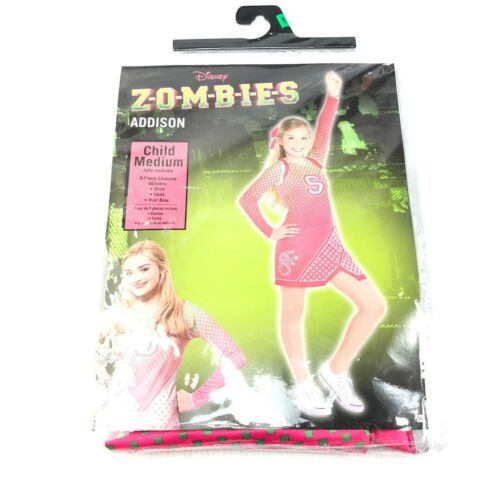 Disney Zombies Addison child medium costume
