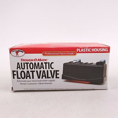 Little Giant Trough-o-matic Tm825 Water Tank Automatic Float Valve