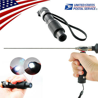 Usa10w Proved Portable Handheld Led Cold Light Source Fit Storz Wolf Endoscope