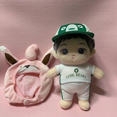 Wanna One LAI KUANLIN Fan Made Plush Toy Doll Ku Ang Lin 20cm 7.8 in Doll