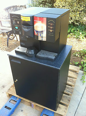 K-cup Coffee Hot Chocolate Station Cabinet Water Filter Storage Tank And Pump