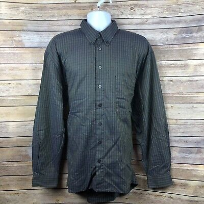 Used, Jack Lipson Mens Iridescent Green Multi Stripe Longsleeved Buttonup Shirt Sz XL for sale  Martindale