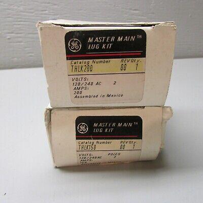 Ge Thlk150 Master Main Lug Kit Thlk200 Lug Kit 2 Pole