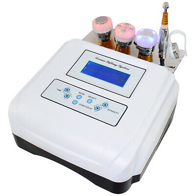 Cryo Hot Cool Skin Rejuvenation Mesotherapy Skin Lifting Machine Beauty Device