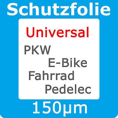 Lackschutzfolie Auto / Fahrrad / E-Bike / Padelec 20 x 30 cm