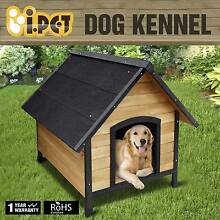 Pet Dog Kennel House Extra Large Timber Wooden Log Cabin Wood Brisbane City Brisbane North West Preview