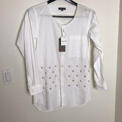 Comme des Garçons HOMME PLUS New $770 Shirt XS