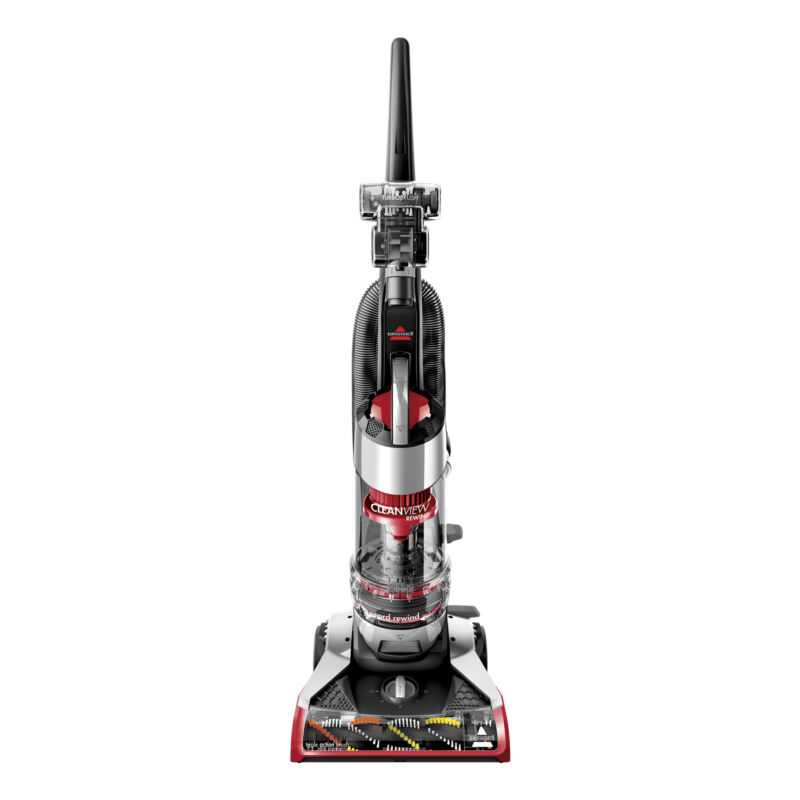BISSELL CleanView Plus Rewind Bagless Upright Corded Vacuum Cleaner   1825