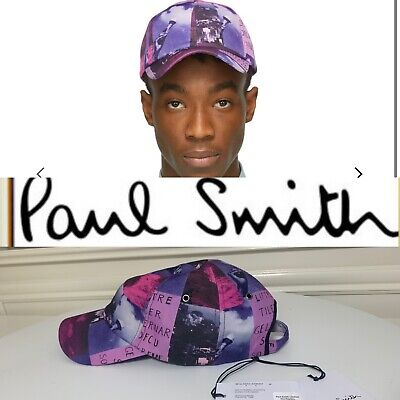 Authentic New with tags Paul Smith Cap Hat