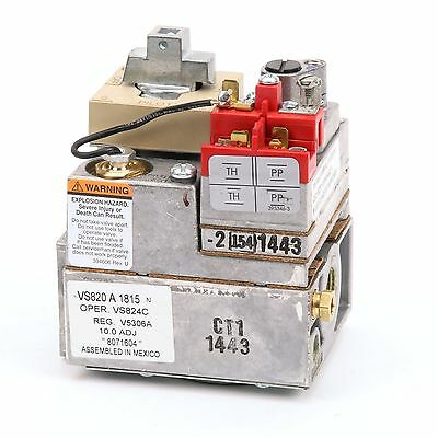 Pilot Gas Control Valve 12 Lp Frymaster 8071604 8261580 Expedited Shipping