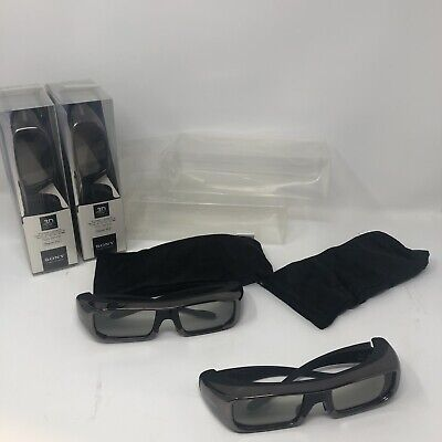 Sony Active 3D Glasses & Sony TDG-BR100 New