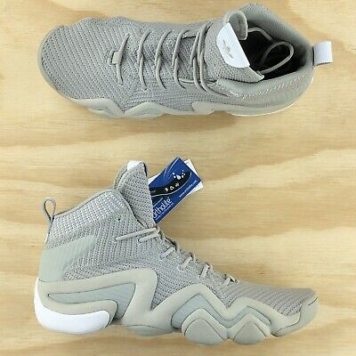 Adidas Crazy 8 ADV Primeknit Sesame Beige White Basketball Shoes BY3603 Size 11
