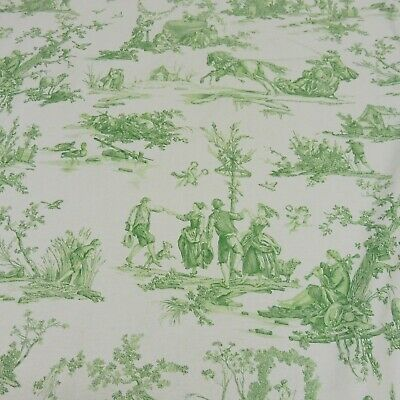 G P & J BAKER FABRIC THE SEASONS - FRENCH STYLE TOILE.