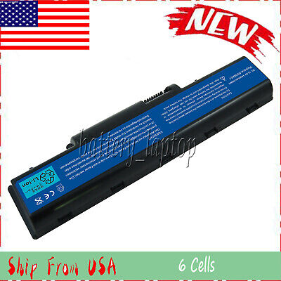 Battery For Acer Aspire 5532-5535 5732Z-4280 5732Z AS5517-5661 MS2253 MS2254