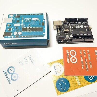 Brand New - Genuine Arduino Uno R3 - A000066