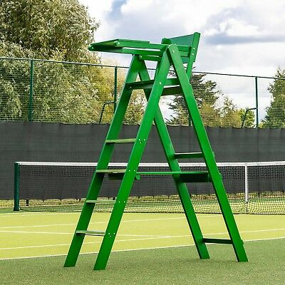 (Traditional Tennis Umpire Chair (Wooden) [Net World Sports])