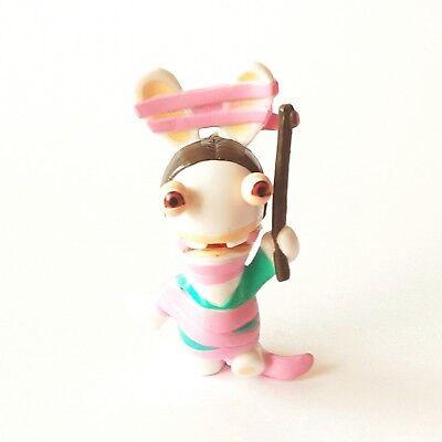 Figura Colección Los Conejos Tarados Font Del Sport Gimnasia Ritmica 6 CM