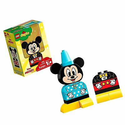 LEGO Duplo Disney Juniors My First Mickey Build 10898 Building Bricks , New 2... (Lego Junior Bricks)