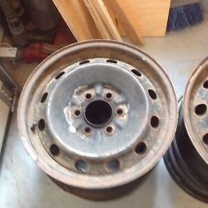 17 inch, Ford rims