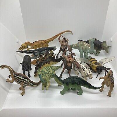 Lot Of Safari Ltd Wild Animals / Farm Animals / Dinosaurs - AS IS! 1990-2010s