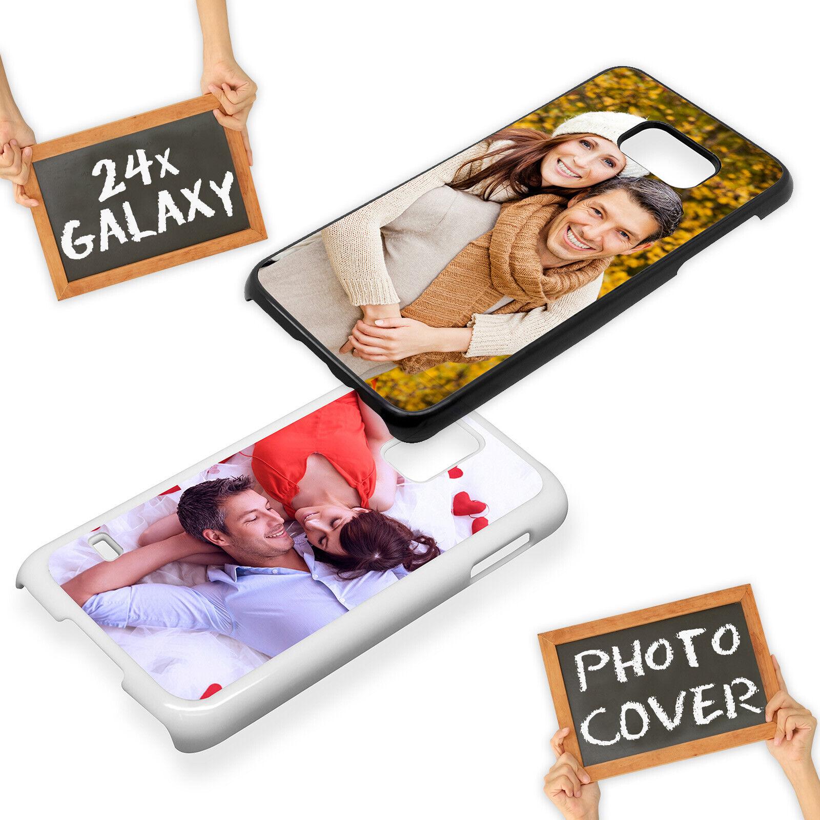 Handyhülle mit Wunsch-Bild für Samsung Galaxy Serie * eigenes Foto * Cover Kappe