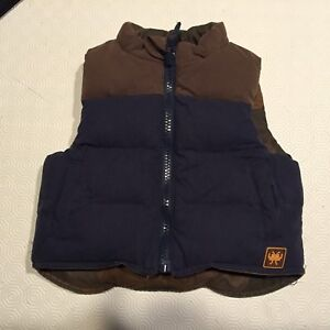 Puffy vest - reversible - 6 month