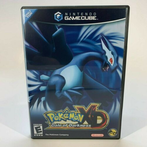 GameCube Replacement Case - Case Only NO GAME - Pokemon XD