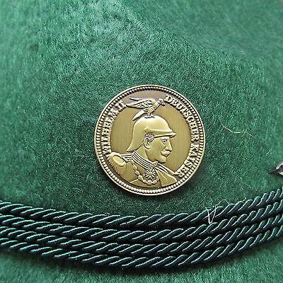Kaiser Wilhelm II Oktoberfest Hat Pin