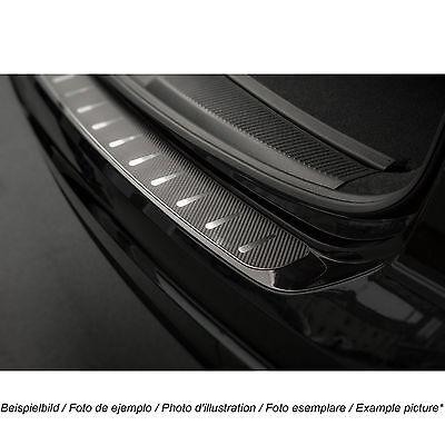 Ladekantenschutz passend für Mercedes R-Klasse W251 2005-2014 Edelstahl Carbon