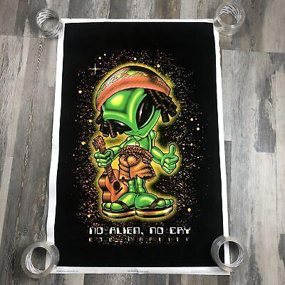 RARE Vintage 1998 Bob Alien 'No Alien No Cry
