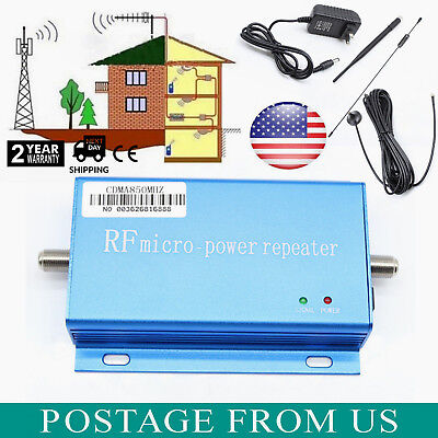 850MHz Mobile Cell Phone Antenna Amplifier Signal Booster CDMA Repeater Antenna (Cell Phone Antenna Amplifiers)