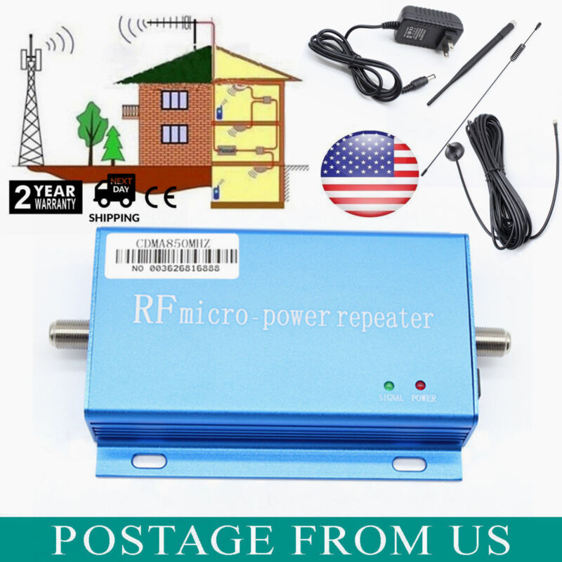 850MHz Mobile Cell Phone Antenna Amplifier Signal Booster CDMA Repeater Antenna