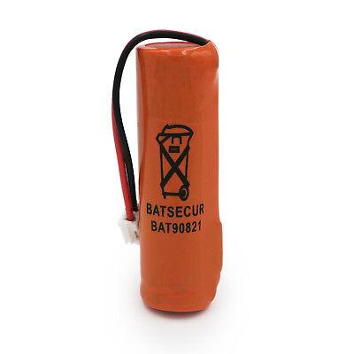 Batterie Li-ion 3.6V 700mAh -BATSECUR BAT90821- remplace 908-21X, BAT90-821X