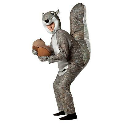 Rasta Imposta Squirrel Costume, Gray, One Size - Rasta Imposta Squirrel Costume