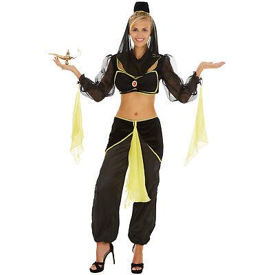 Bauchtänzerin Kostüm Frauen Karneval Fasching Halloween Orient 1001 Nacht - Bauchtänzerin Kostüm Frauen