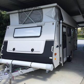 Innovative 24 Foot Coromal Princeton 701 Caravan For Sale QLD  Caravan Sales And