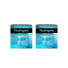Neutrogena Hydro Boost Water Gel 50ml Hyaluronic Acid Hydration Pack Of 2