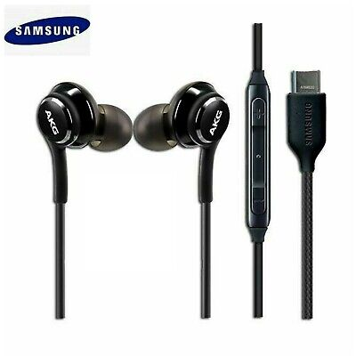OEM AKG Samsung Galaxy Note 10 Plus Headset USB-C Earphone Note10 + 5G