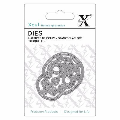 Xcut Mexican Skull Mini Die Cutter | Day of the Dead | UNIVERSAL Dies | C29