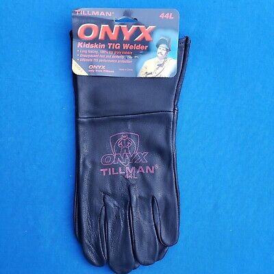 Tillman 44l Tig Welding Gloves - Onyx - Large - New