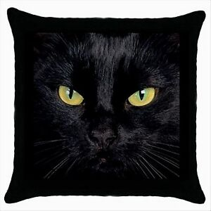 NEW-HOT-CUTE-CAT-EYES-Cushion-Cover-Throw-Pillow-Case-Decor-Design-Gift