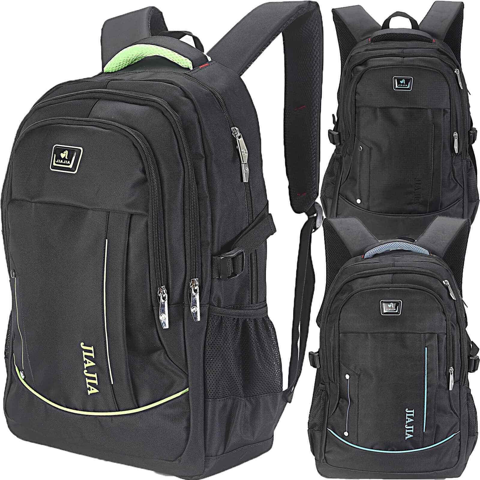 Rucksack Reise Freizeit Schule Ranzen Laptop Tasche 15 17 Zoll 20L 30116