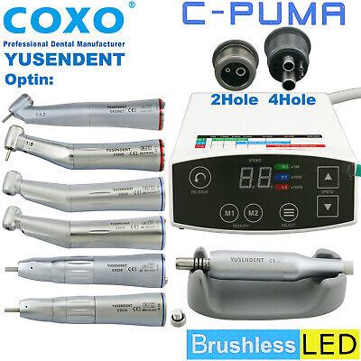 Coxo Dental Led Electric Mini Micro Motor C Puma 11 15 14.2 45 Contra Angle