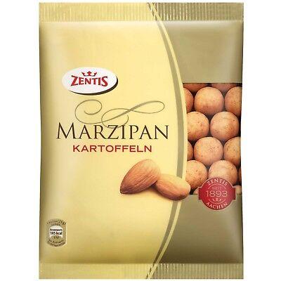 Zentis Edel-Marzipan Potatoes with Real Marzipan 125g-SALE EXP.4.30.19 FREE - Chocolate Potatoes