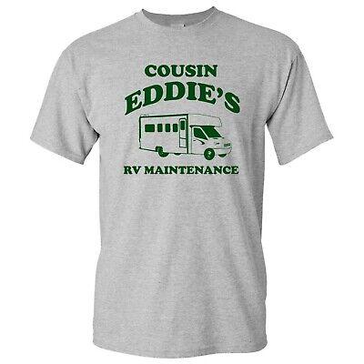 Cousin Eddie's RV Maintenance - Funny Holiday Parody Movie T Shirt