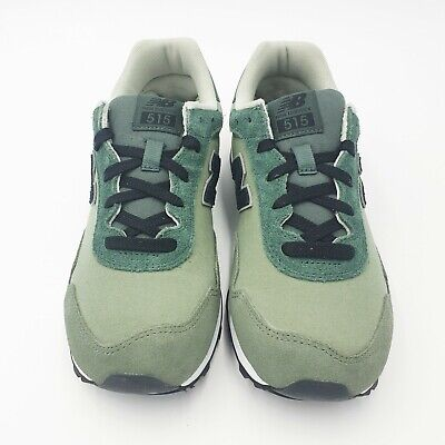 Womens New Balance Trainers Army Green 515 Shoes Sneaker Activewear UK Size...