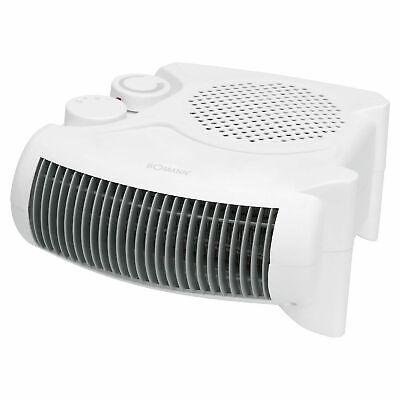 Calentador de Lujo Baño Eléctrico Ventilador Cerámica 2000W 29272034
